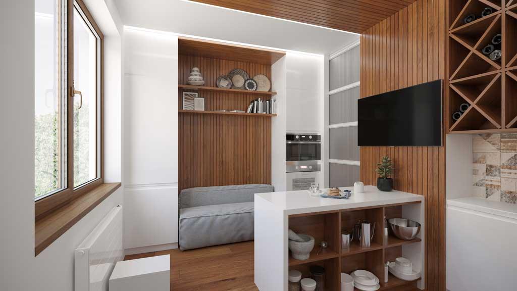 Кухонный гарнитур MIRA