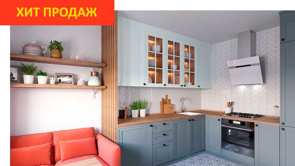 Кухни на заказ Кухни в современном стиле Кухонный гарнитур
