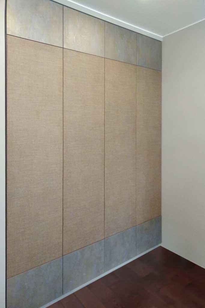 Шкаф с фасадами Tessa