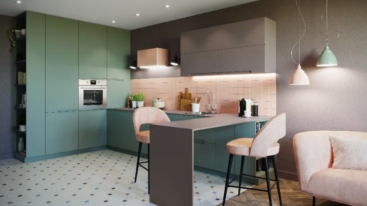 Кухонный гарнитур MIRA10